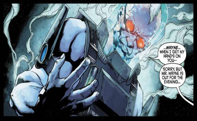 Mister Freeze, Dr. Victor Fries