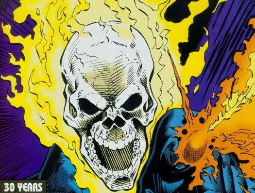 Original Ghost Rider Vol 1. #11