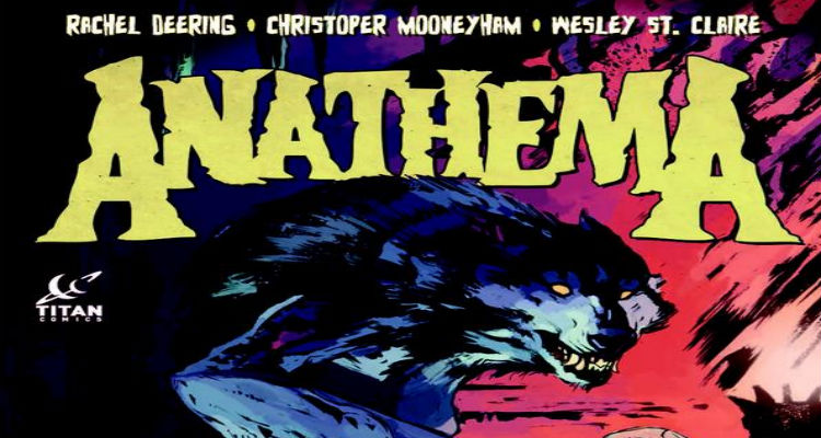 Anathema Vol.1 The Evil That Men Do