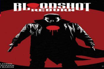 Bloodshot Reborn #2 Cover