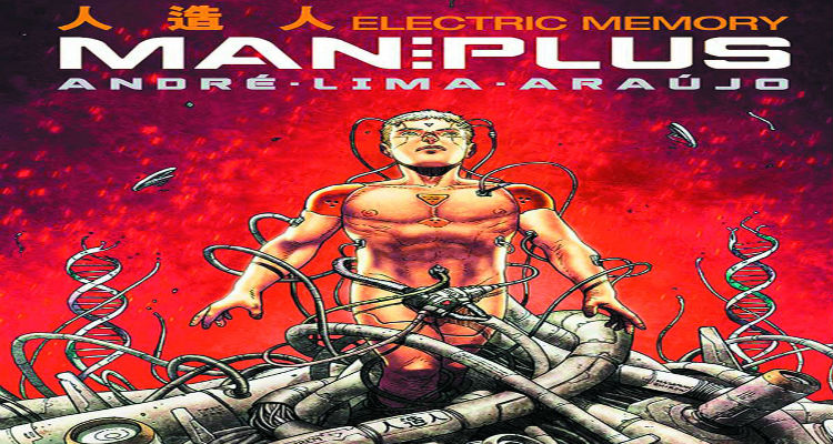 Man Plus Titan Comics Andre Lima Araujo
