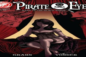 Pirate Eye Mark of the Black Widow