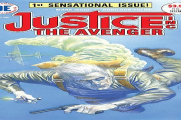 Justice Inc. The Avenger #1 Dynamite Comics Mark Waid