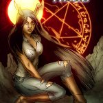 Satanic Hell #5 Cover