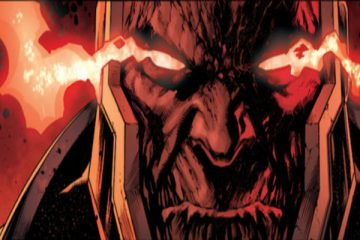 Justice League #42 Darkseid Preview Page