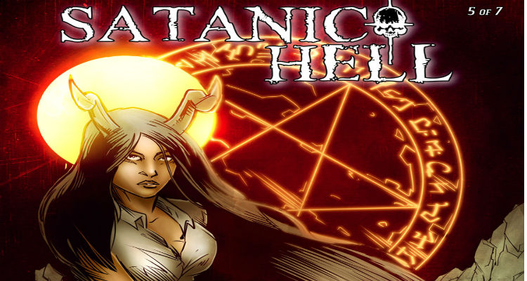 Satanic Hell Cover