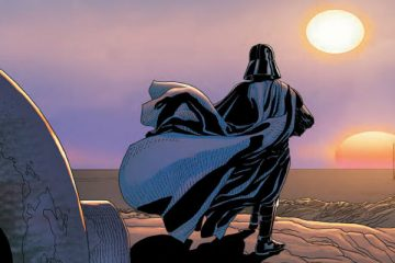 Darth Vader #7 by Kieron Gillen and Salvador Larroca published by Marvel