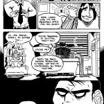 Freelance Blues Preview Pages