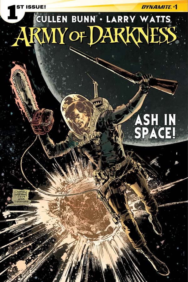 Army of Darkness: Ash in Space TPB Cover