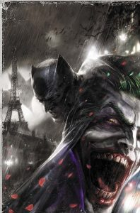 Batman Europa #3 Variant Cover
