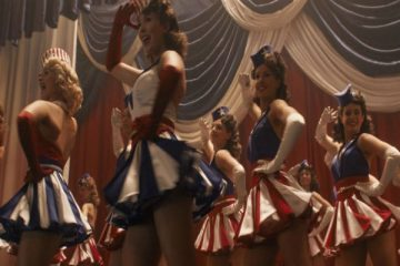 Captain America USO Show