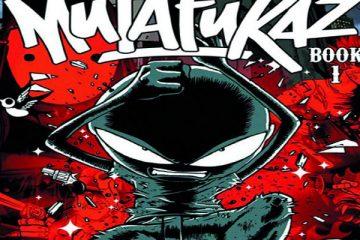 Mutafukaz #1 Cover