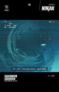 """NINJAK #10 (""""OPERATION: DEADSIDE"""" – PART 1)"""
