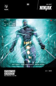 "NINJAK #10 (""OPERATION: DEADSIDE"" – PART 1)"
