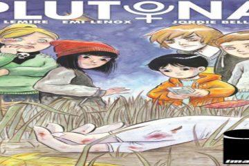 Plutona #1 Variant Cover