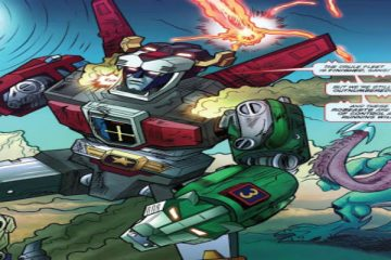 Voltron From The Ashes Preview Page