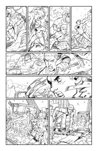 A&A #1 Preview Page