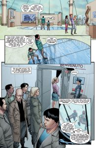 Book of Death: The Fall of X-O Manowar Preview Page