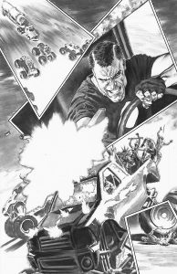 Bloodshot Reborn #10 Preview Page