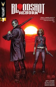 Bloodshot Reborn #7 Cover
