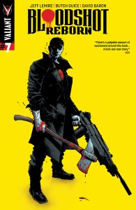 Bloodshot Reborn #7 Cover