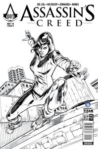 1:25 Sketch Cover by Neil Edwards