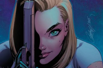 Danger Girl: Renegade #2 Cover
