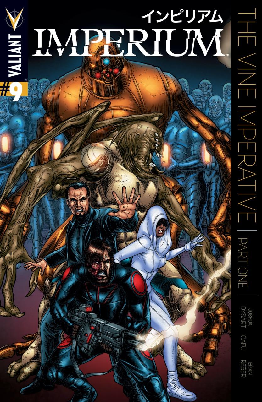 Imperium #9 Variant Cover