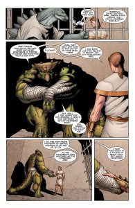Ivar, Timewalker #10 Preview Page