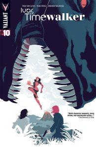 Ivar, Timewalker #10 Cover