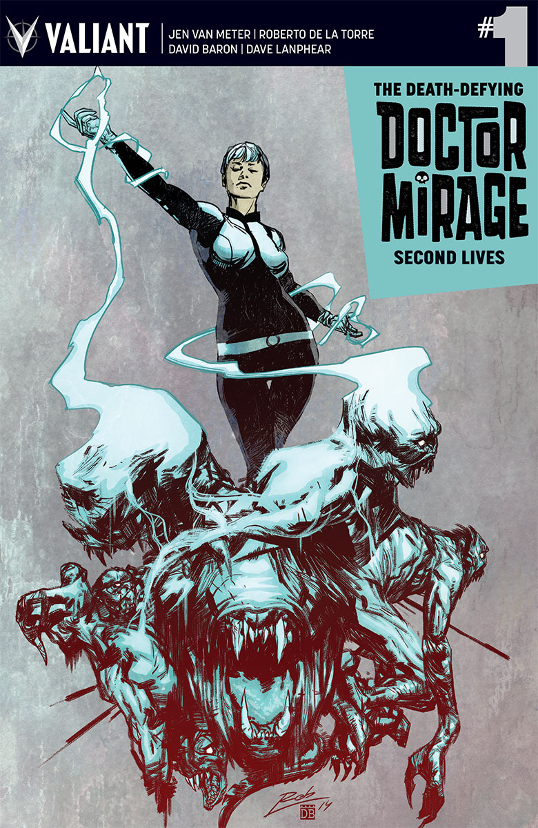 The Death-Defying Doctor Mirage – Second Lives 01 (of 04 ...