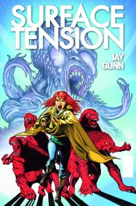 Surface Tension #5 Cover