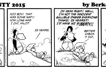 Bloom County Comic Strip