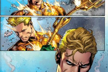 Aquaman Rise of the Seven Seas