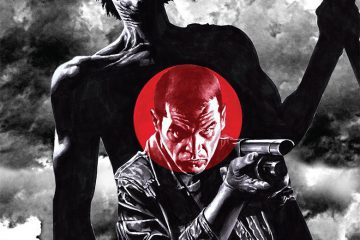Bloodshot Reborn #8 Cover