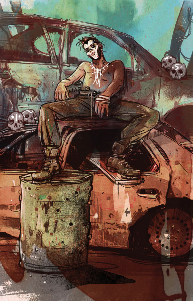 Bloodshot Reborn #11 Cover
