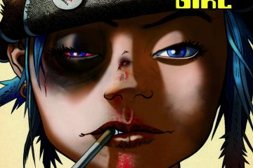 21st Century Tank Girl Vol. 1 Cover