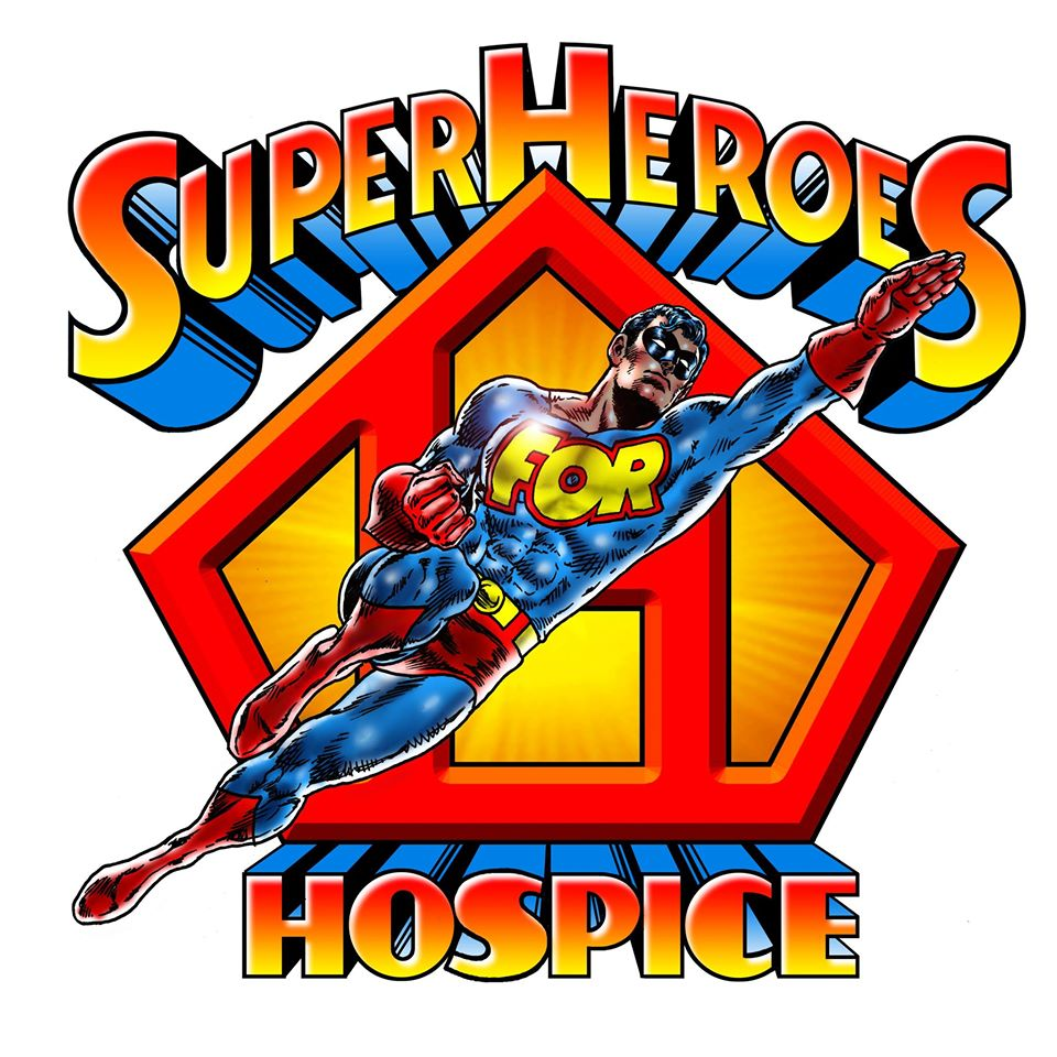Superheroes for Hospice