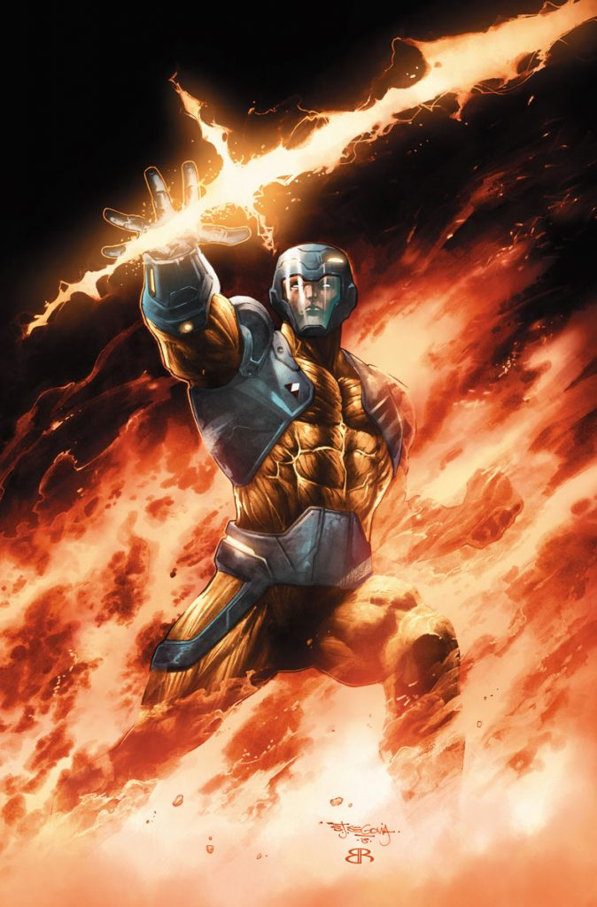 X-O Manowar #44 Cover