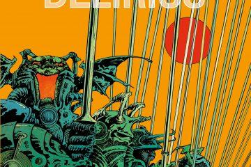 Lone Sloane: Delirus Cover