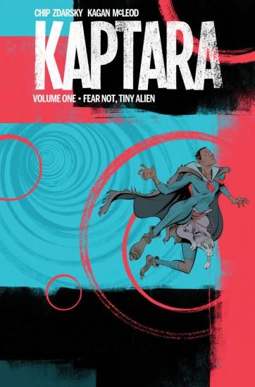 Kaptara Vol. 1 Cover