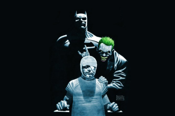 Dark Knight: A True Batman Story by Paul Dini