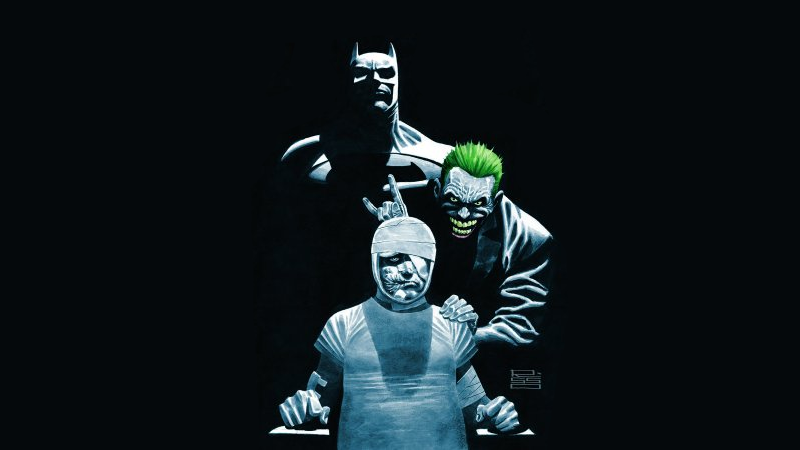 Dark Knight: A True Batman Story by Paul Dini