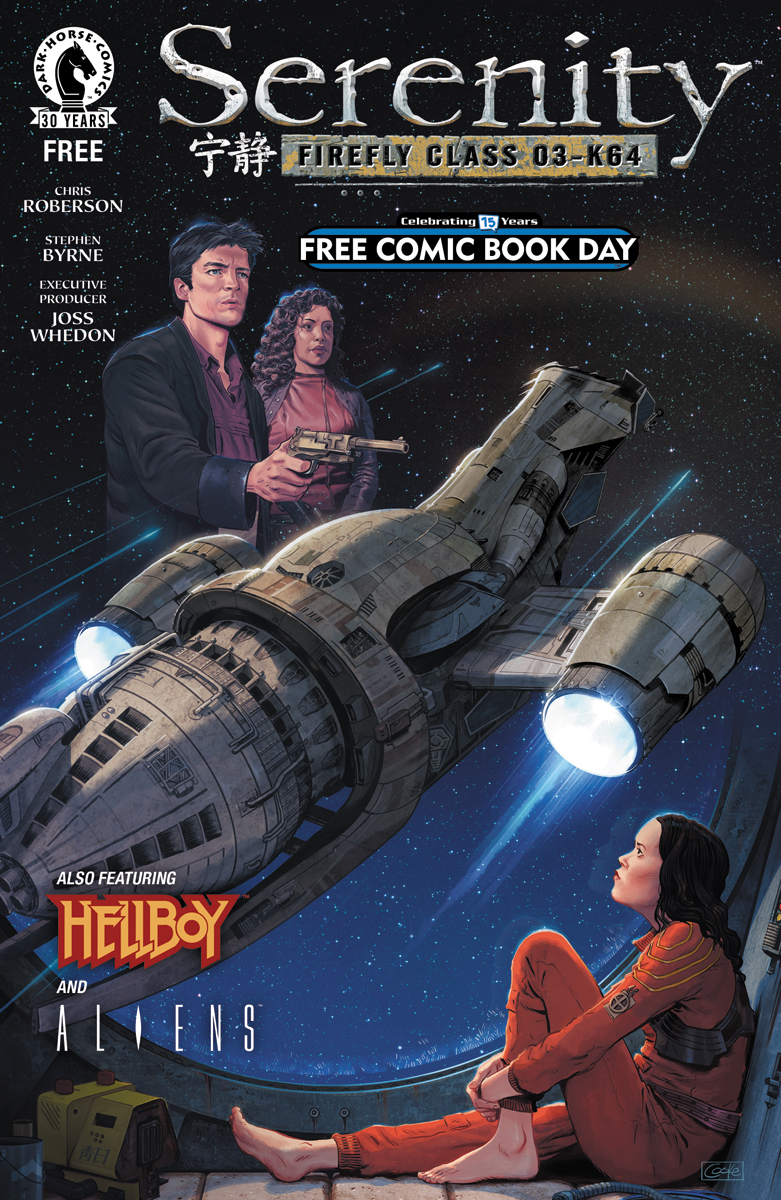 Dark Horse Free Comic Book Day 2016