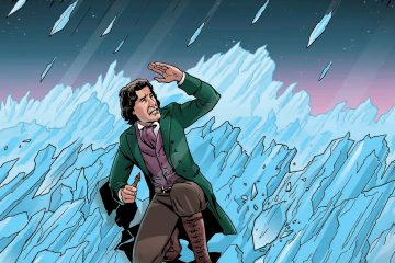 Doctor Who: Eighth Doctor #2 Cover C