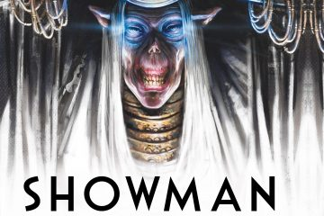 Showman Killer: The Golden Child Cover