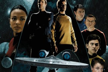 Star Trek #1 IDW's Greatest Hits Edition Cover