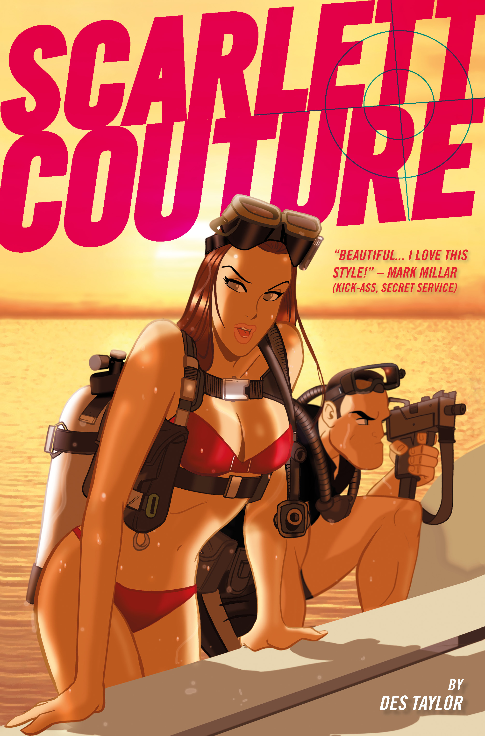 Scarlett Couture Cover