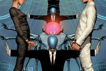 Symmetry #1 Cover