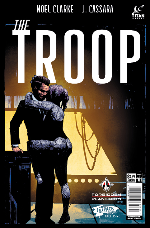 The Troop Cover C